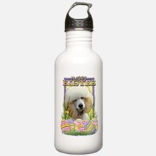 Easter Egg Cookies - Poodle Water Bottle