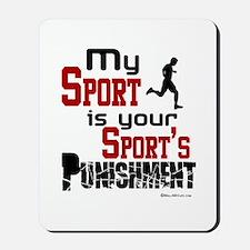 My Sport Mousepad