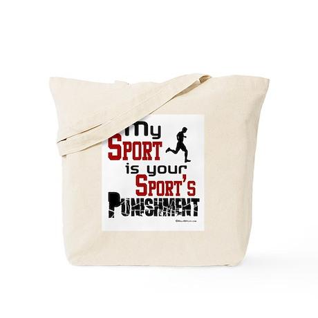 My Sport Tote Bag