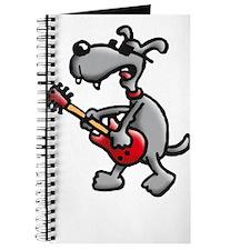 Cute Saint bernard Journal