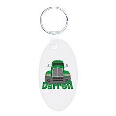 Trucker Darrell Keychains