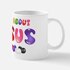 Jelly Bean Jesus Mug