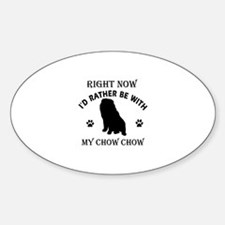 Chow Chow Dog Breed Designs Decal