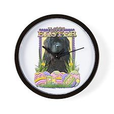 Easter Egg Cookies - Newfie Wall Clock