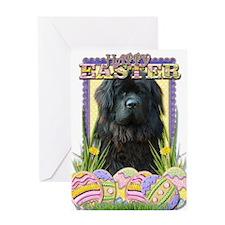 Easter Egg Cookies - Newfie Greeting Card