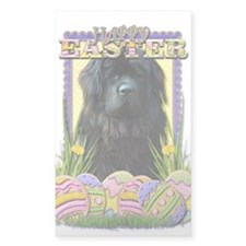 Easter Egg Cookies - Newfie Decal