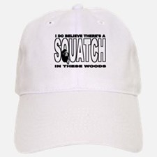 There's a SQUATCH in these wo Baseball Baseball Cap