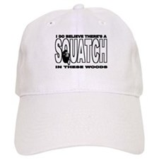 There's a SQUATCH in these wo Baseball Cap