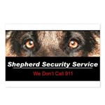 Shepherd Security Service Postcards (Package of 8)