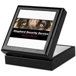 Shepherd Security Service Keepsake Box