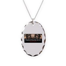Shepherd Security Service Necklace