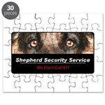 Shepherd Security Service Puzzle
