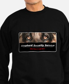 Shepherd Security Service Sweatshirt