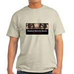 Shepherd Security Service Light T-Shirt
