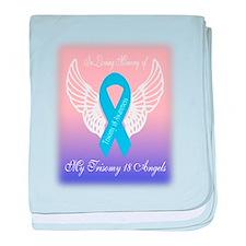 my angels baby blanket