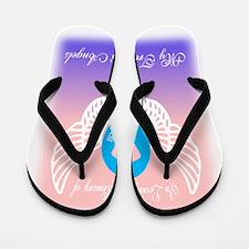 my angels Flip Flops