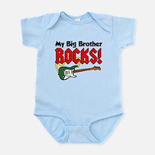 My Big Brother Rocks Onesie