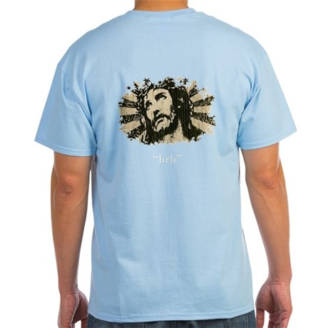 COOL RETRO VINTAGE JESUS Light T-Shirt