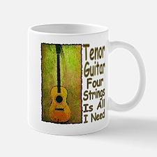 Tenor Guitar Mug