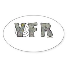 Funny Vfr Decal