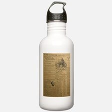 The Vancouver Daily Province Water Bottle