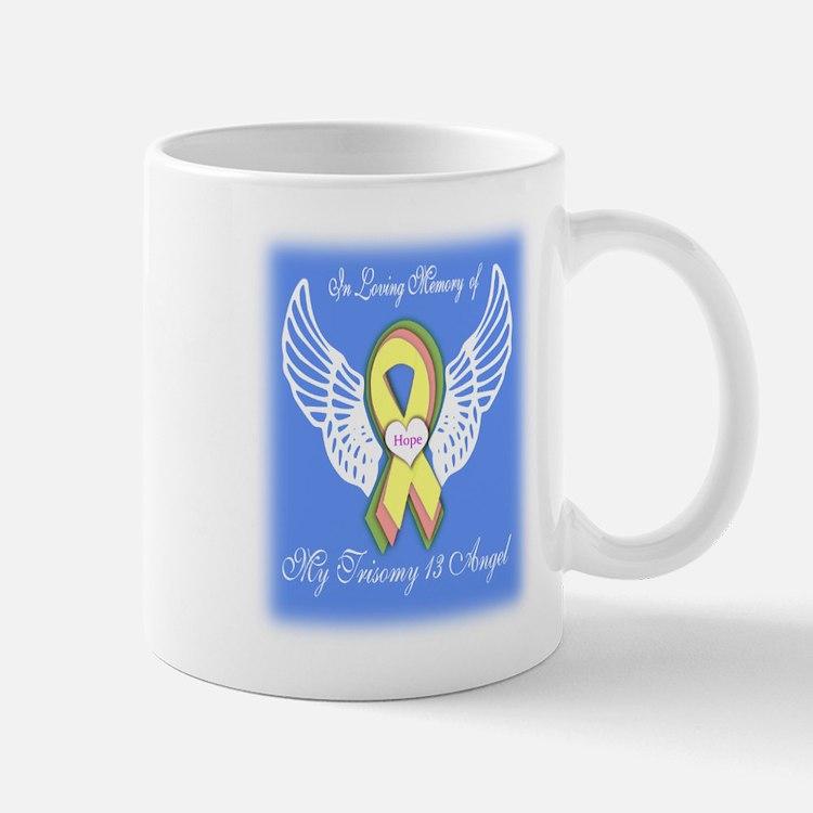 Trisomy 13 Angel boy Mug