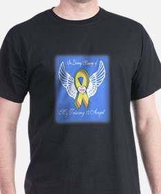 Trisomy 13 Angel boy T-Shirt