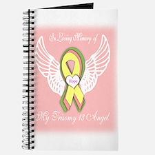 Trisomy 13 Angel girl Journal