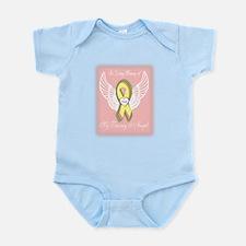 Trisomy 13 Angel girl Infant Bodysuit