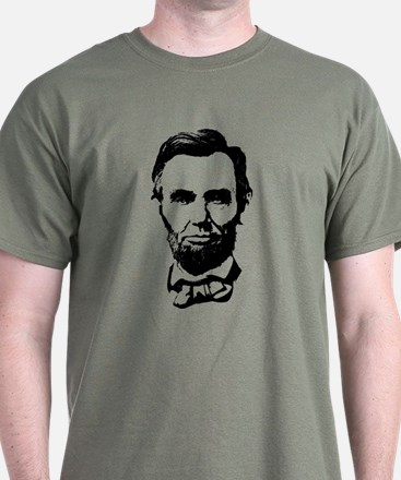 President Abraham Lincoln Silhouette