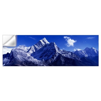 North Side Ama Dablam Khumba Region Nepal Wall Decal
