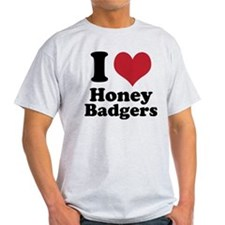 I Heart Honey Badgers