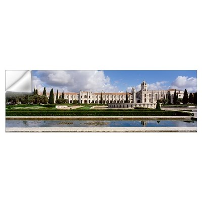 Portugal, Lisbon, Jeronimos Monastery Wall Decal