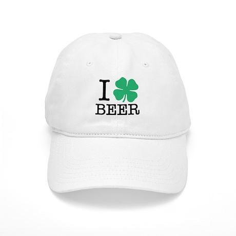 I Shamrock Beer Cap