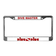 Cute Diva License Plate Frame