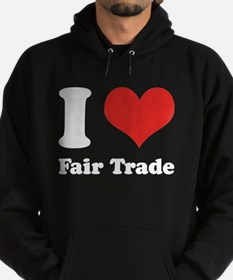 I Heart Fair Trade Hoody