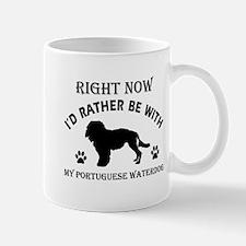 Portuguese Waterdog Dog Breed Designs Mug