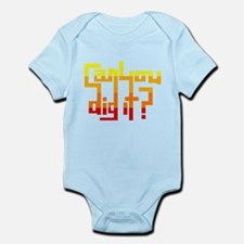 Can You Dig It? Infant Bodysuit