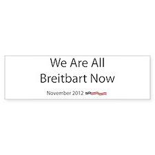Breitbart Bumper Sticker