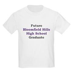 Future Graduate Kid's T-Shirt