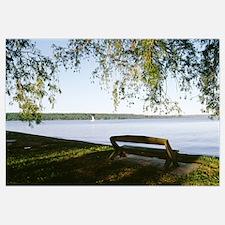 New York, Finger Lakes region, Taughannock Falls S