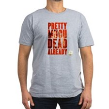 The Walking Dead Already Men's Fitted T-Shirt