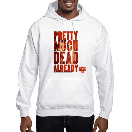 The Walking Dead Already Hooded Sweatshirt