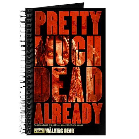 The Walking Dead Already Journal