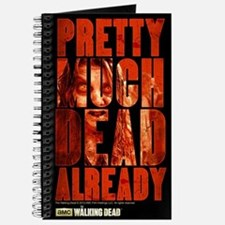 The Walking Dead Already Journal