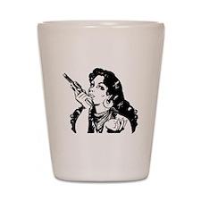 Adelita Shot Glass