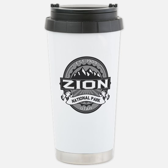 Zion Ansel Adams Stainless Steel Travel Mug