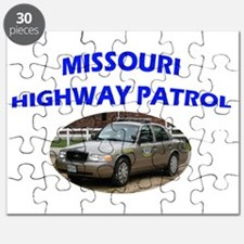 Missouri Highway Patrol Puzzle