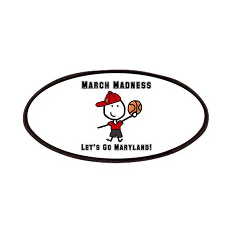 March Madness UMD Patches