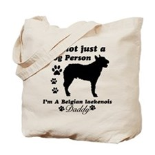 Belgian Laekenois Daddy Tote Bag